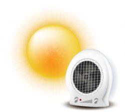 تصویر هیتر و خورشید دو منبع گرمایی بشر عکس استفاده شده در سایت فروشگاه لوازم خانگی myernest.com