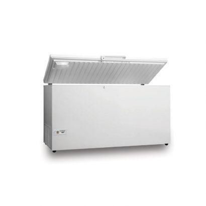 فریزر صندوقی اورست 260 لیتری مدل تک درب رنگ سفید برند اورست نمای پرسپکتیو محصول دسته لوازم بزرگ آشپزخانه - یخچال فریزر عکس استفاده شده در سایت فروشگاه اینترنتی لوازم خانگی مای ارنست myernest.com
